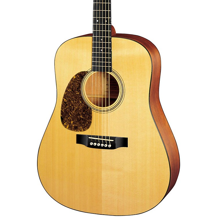 Martin D-16GTL Dreadnought Acoustic Guitar Left-Handed