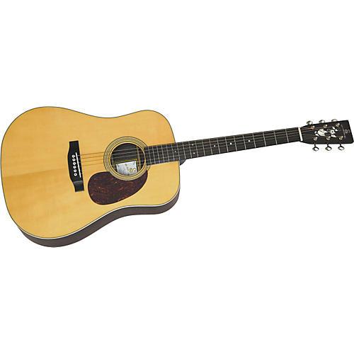 Silver Creek D-170 Dreadnought Acoustic Guitar-thumbnail