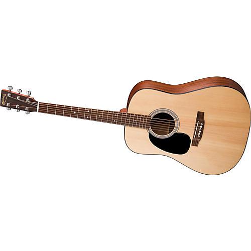 martin d 1gt dreadnought left handed acoustic guitar musician 39 s friend. Black Bedroom Furniture Sets. Home Design Ideas