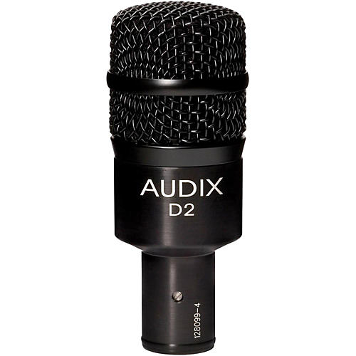 Audix D-2 Drum Microphone-thumbnail