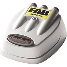 Open BoxDanelectro D-2 FAB Overdrive Guitar Effects Pedal