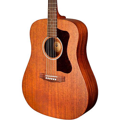 Guild D-20 Dreadnought Acoustic Guitar Natural