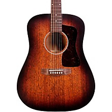 Guild D-20 Dreadnought Acoustic Guitar Vintage Sunburst