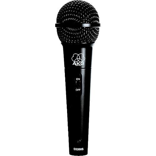 AKG D 2200S Dynamic Microphone-thumbnail