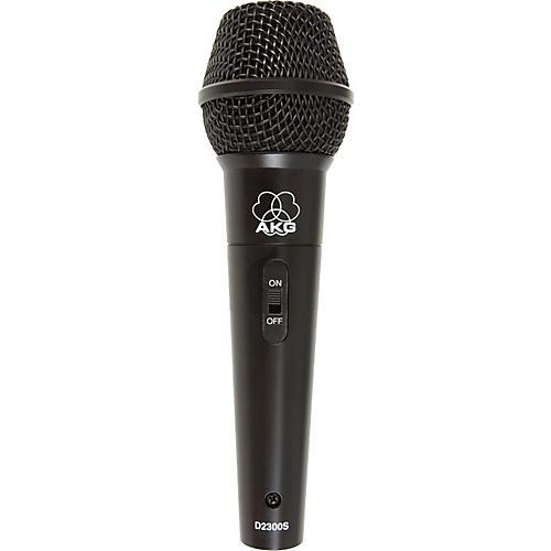 AKG D 2300 S Handheld Dynamic Microphone