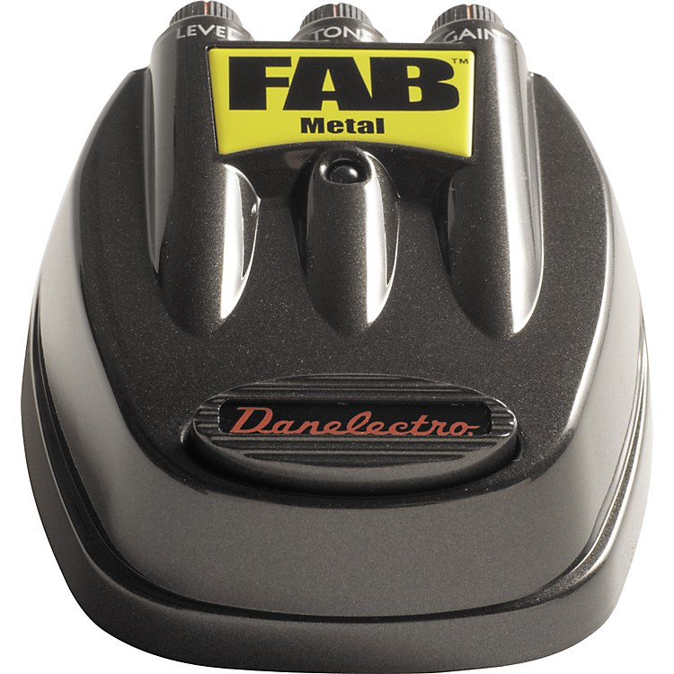 DanelectroD-3 FAB Metal Effect Pedal