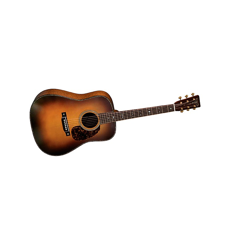 MartinD-42 Sinker Mahogany Acoustic Guitar