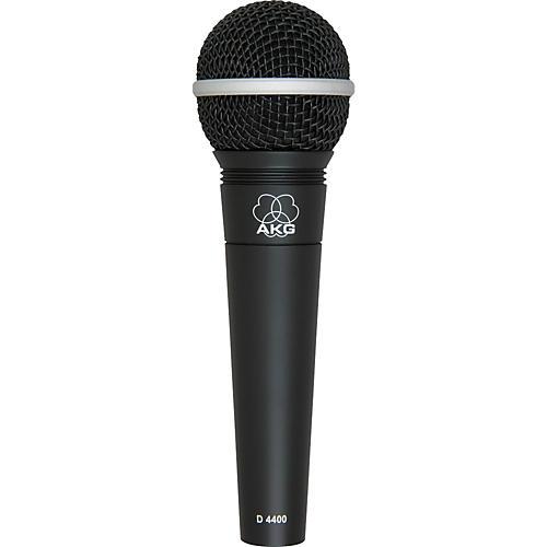 AKG D 4400 Neodymium Dynamic Vocal Microphone