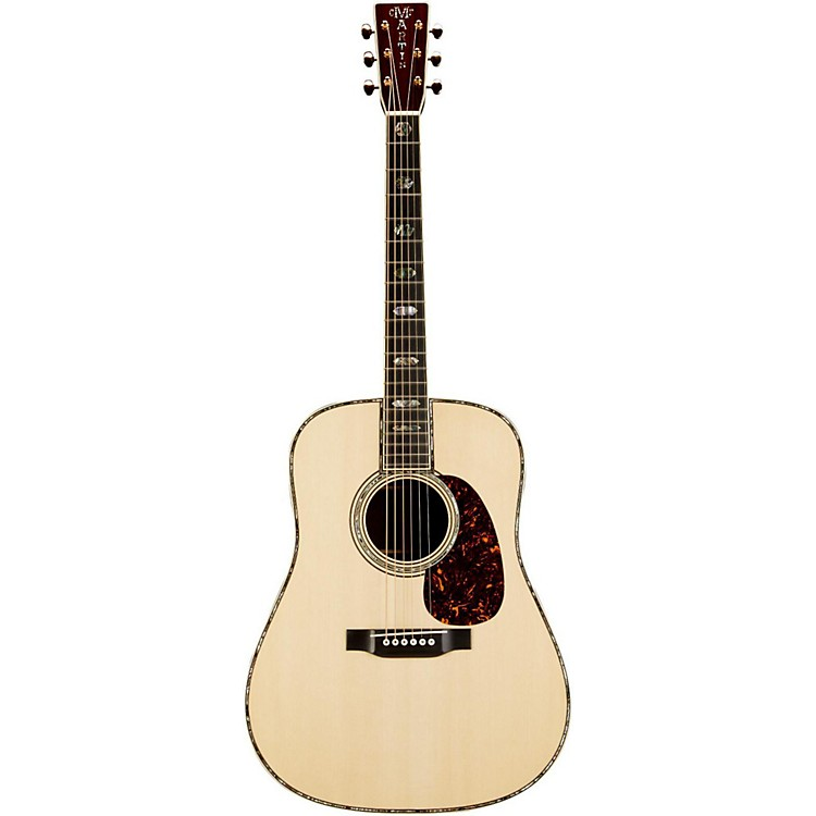 Martin D-45 Authentic 1942 Dreadnought Acoustic Guitar Brazilian Rosewood / Adirondack Spruce