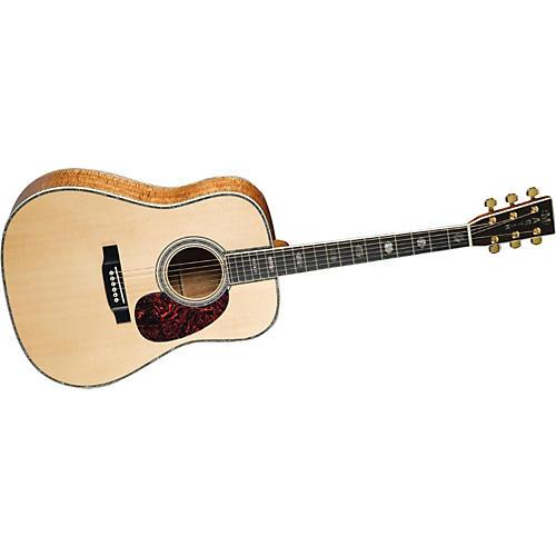 Martin D-45 Koa Dreadnought Acoustic Guitar-thumbnail