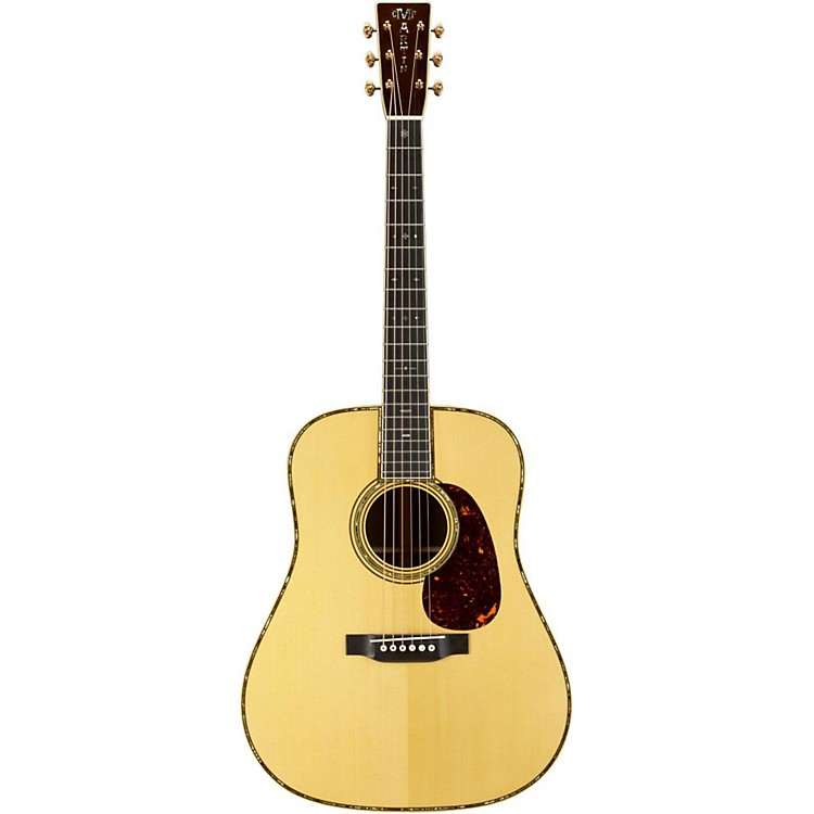 MartinD-45S Authentic 1936 Acoustic GuitarNatural