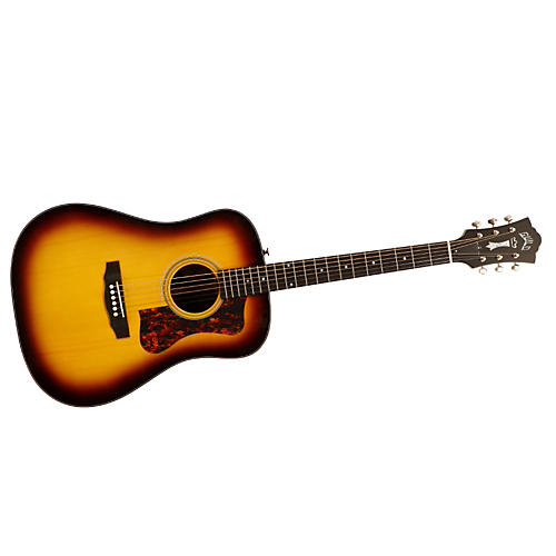 Guild D-50 Bluegrass Special Acoustic-Electric Guitar with DTAR Multi-Source Pickup System-thumbnail