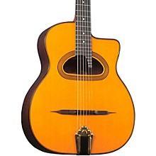 Gitane D-500 Grande Bouche Gypsy Jazz Acoustic Guitar Natural