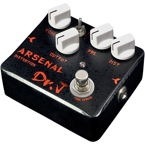 Dr. J Pedals D-51 Arsenal Distortion Guitar Effects Pedal