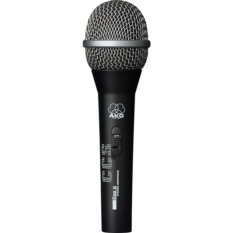 AKG D 88 S Dynamic Vocal Microphone
