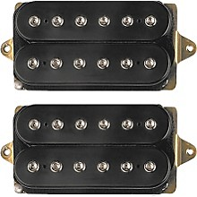 Open Box DiMarzio D ACTIVATOR HUMBUCKER SET STD NK F SP BRDG