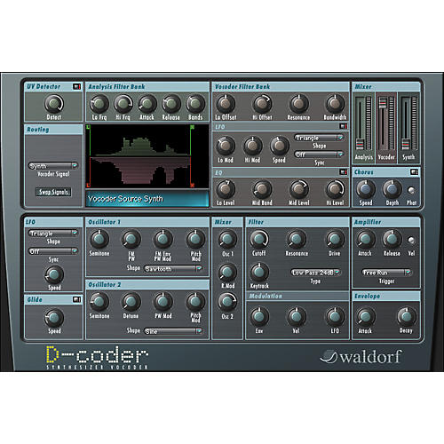 TC Electronic D-Coder Plug-in for PowerCore