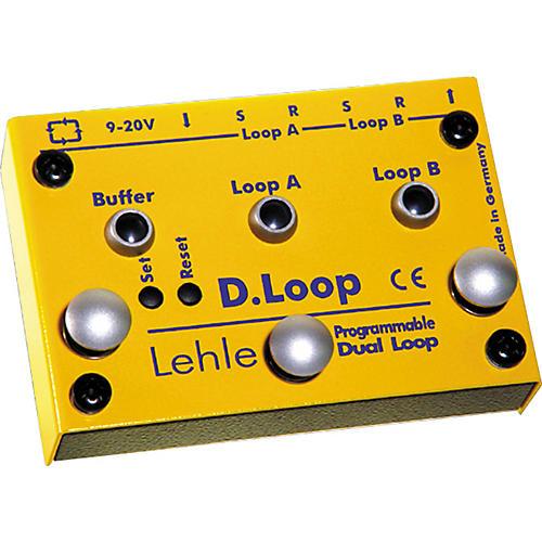 Lehle D Loop Effect Loop Switcher