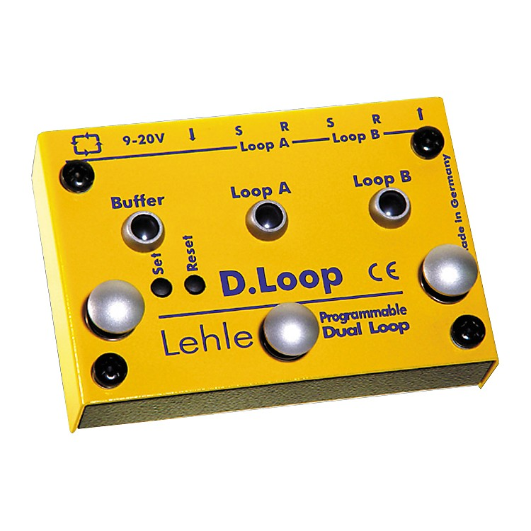 LehleD Loop Effect Loop Switcher