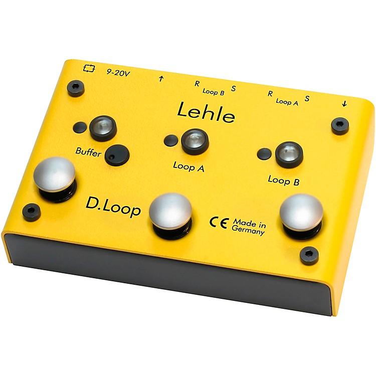 LehleD.Loop SGoS 2 Channel Guitar Effects Loop Pedal