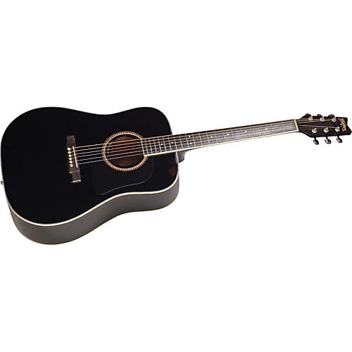 Washburn D10 Dreadnought Acoustic Guitar Factory-thumbnail