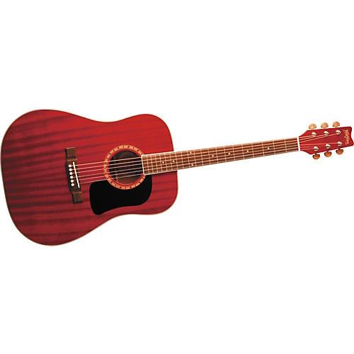 Washburn D100DL Acoustic Guitar