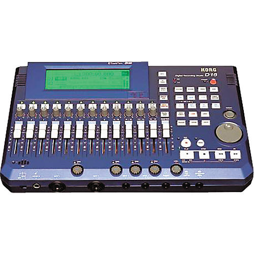 Korg D16 16-Track Digital Recording Studio
