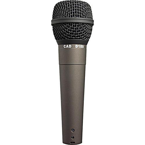 CadLive D189 Supercardioid Dynamic Microphone-thumbnail