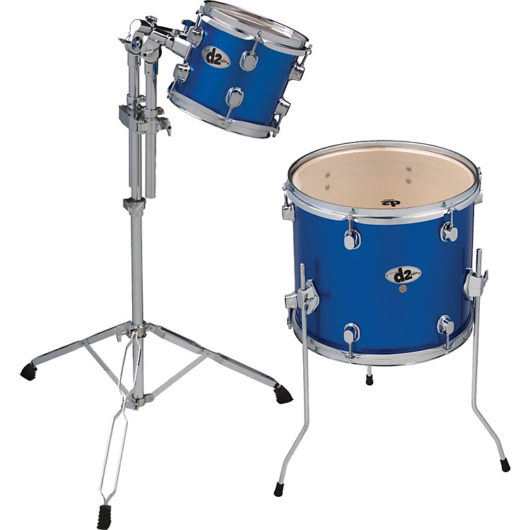 ddrum D2 2-Piece Add On Pack Police Blue