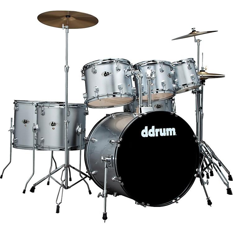 ddrumD2 7-Piece Drum Set with Free Sabian Crash Cymbal