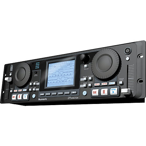 Numark D2 Director USB Hard Drive DJ Media Player-thumbnail