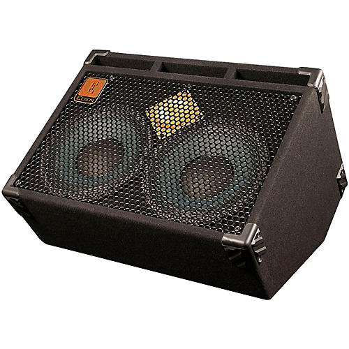 Eden D210 500W 2x10 4ohms Bass Speaker Cabinet and Monitor Wedge ...