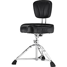Open BoxPearl D2500 Drum Throne with Backrest