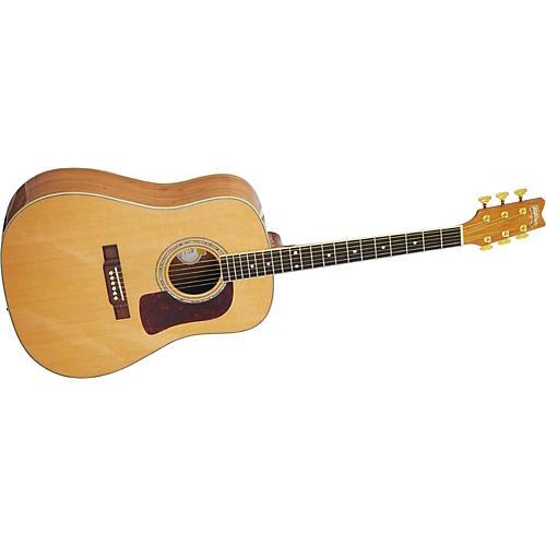 Washburn D27SC Dreadnought Acoustic Guitar