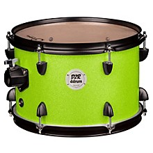 Ddrum D2R Series Tom 10 x 7 in. Lime Sparkle