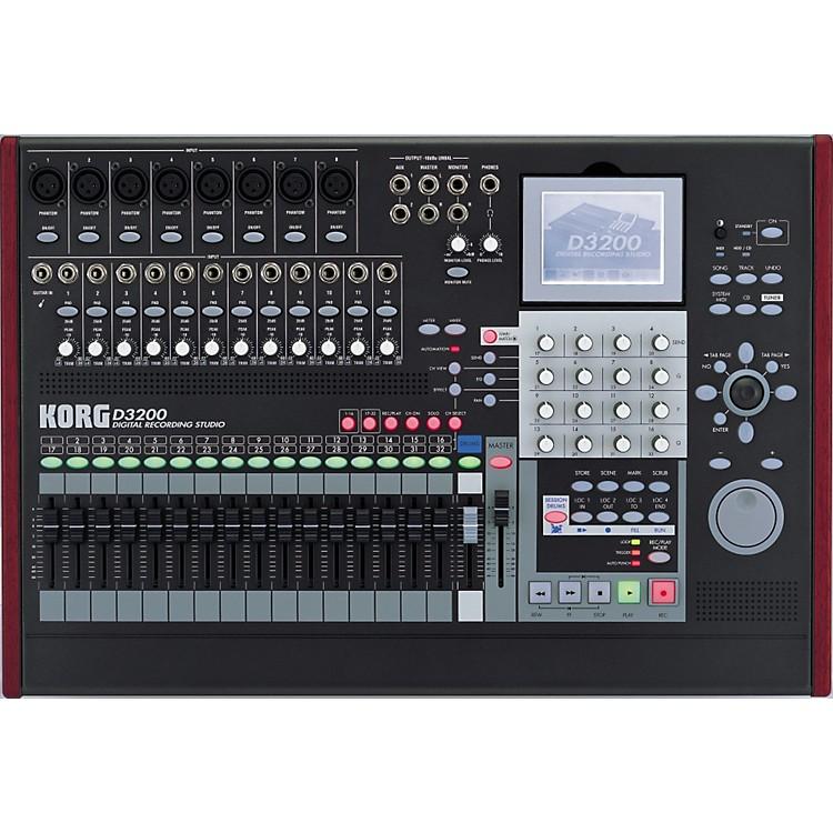 KorgD3200 32-Track Digital Recording Studio