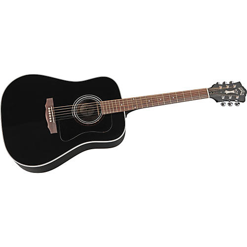 Guild D40 Richie Havens Signature Dreadnought Acoustic-Electric Guitar With Fishman With Case-thumbnail