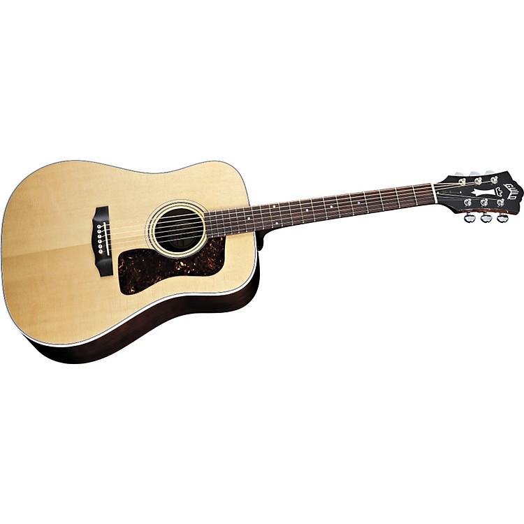 GuildD40 Richie Havens Signature Dreadnought Acoustic Guitar With Case