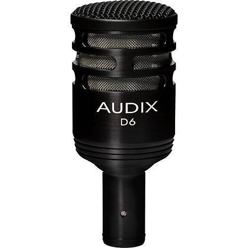 Audix D6-KD Kick Mic and Stand Combo-thumbnail