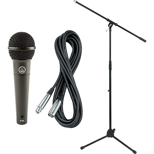 AKG D790 Dynamic Mic with Cable and Stand
