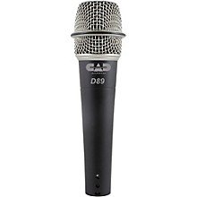 Open BoxCadLive D89 Supercardioid Dynamic Instrument Microphone