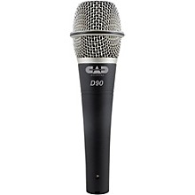 Open BoxCadLive D90 Supercardioid Dynamic Handheld Microphone