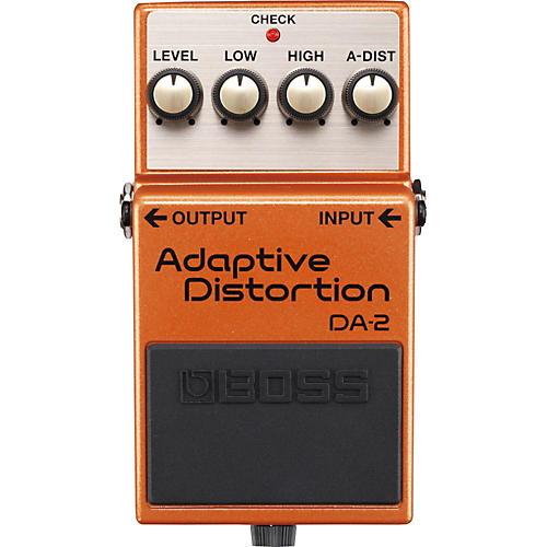 Boss DA-2 Adaptive Distortion Guitar Effects Pedal-thumbnail