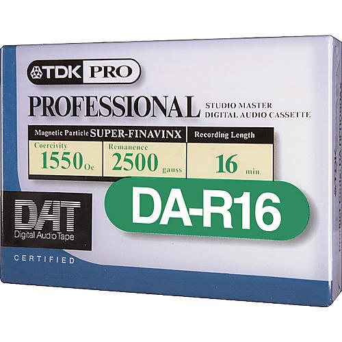 TDK DA-R Professional DAT Cassette-thumbnail
