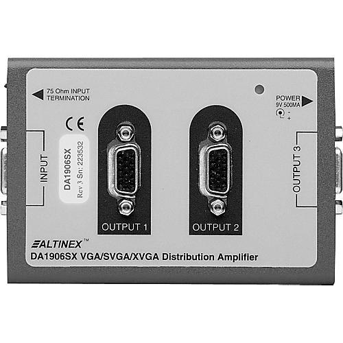 Altinex DA1906SX Distribution Amplifier-thumbnail