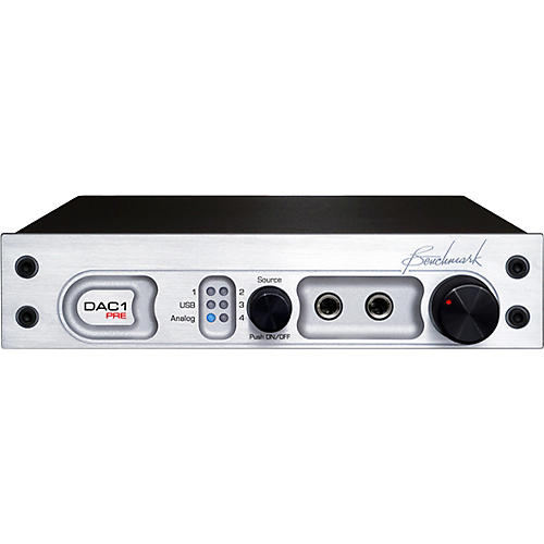 Benchmark DAC1 PRE Stereo Preamp/DAC/Headphone Amp