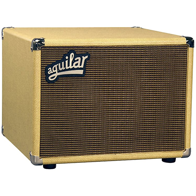 Aguilar DB 112NT 1x12 Bass Speaker Cabinet Boss Tweed 8 Ohm