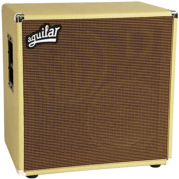 Aguilar DB 212 2x12 Bass Speaker Cabinet Boss Tweed 8 Ohm