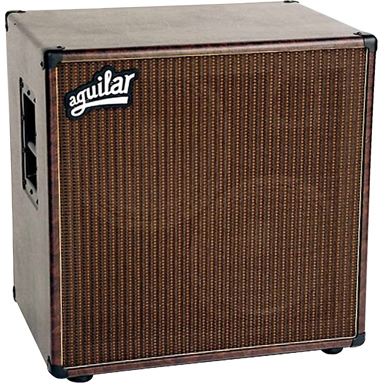 Aguilar DB 212 2x12 Bass Speaker Cabinet Chocolate Thunder 8 Ohm