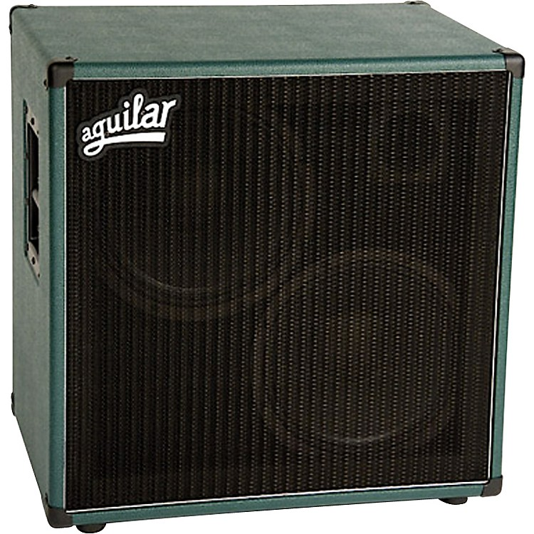 AguilarDB 212 2x12 Bass Speaker CabinetMonster Green8 Ohm